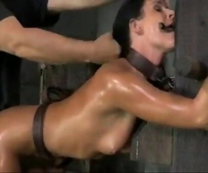 Tied up and Fucked Hardmore..