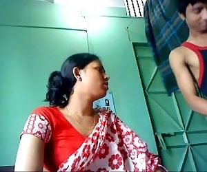 Indian Hot Couple Hotel..