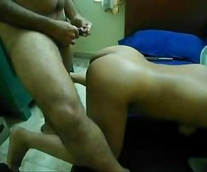 horny desi gf fucked from..