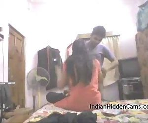 Real Indian College Couple..